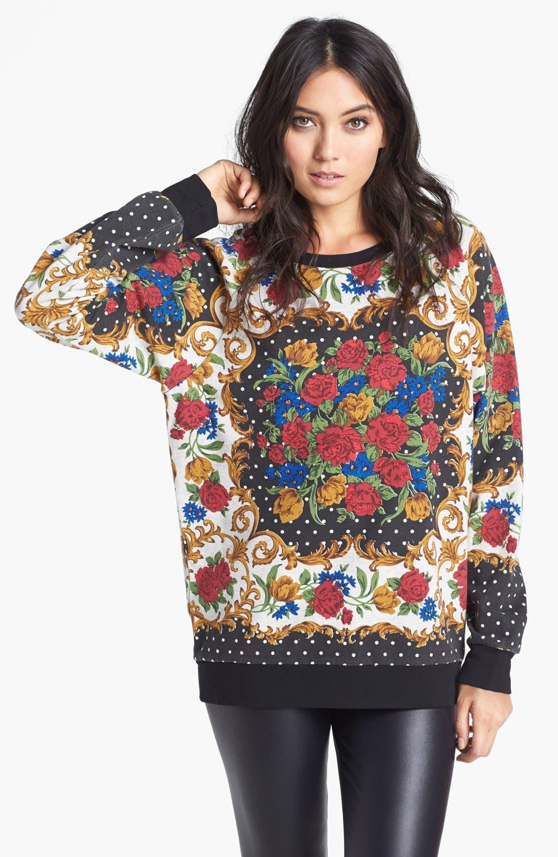 Alternate Image 1 Selected - MINKPINK 'Excessive' Sweatshirt