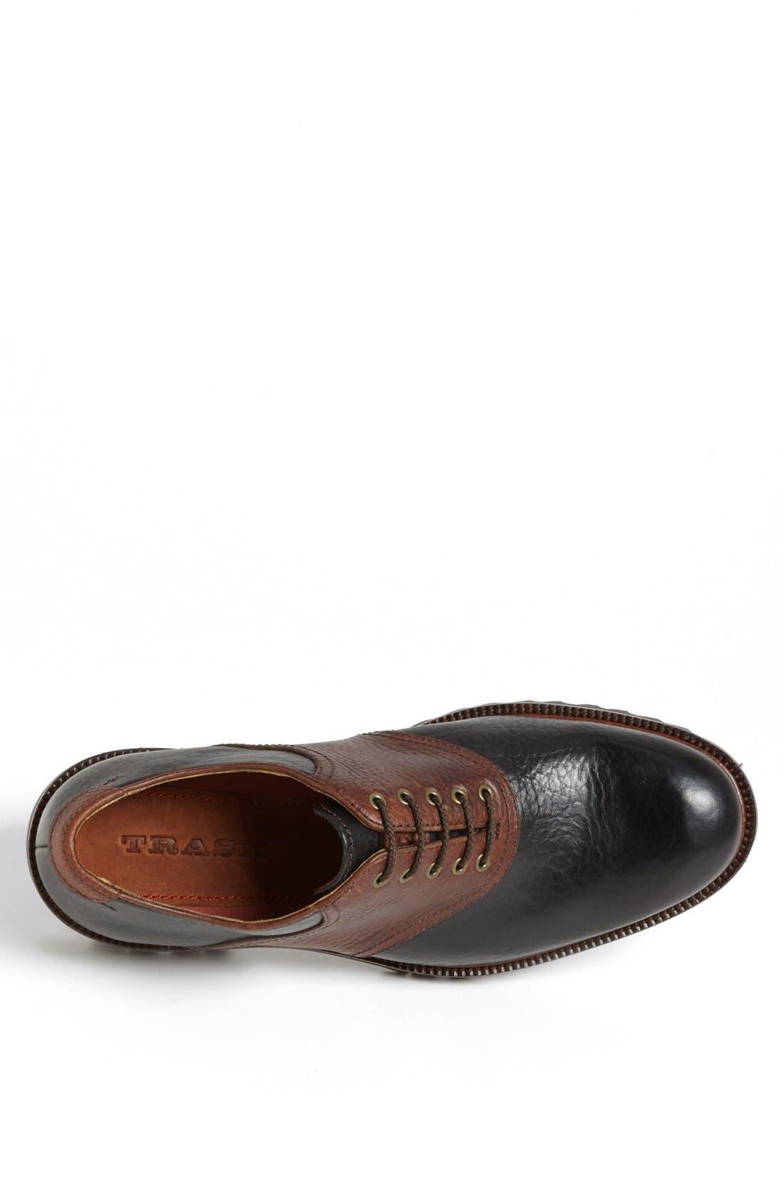Alternate Image 3  - Trask 'Garland' Saddle Shoe (Men)