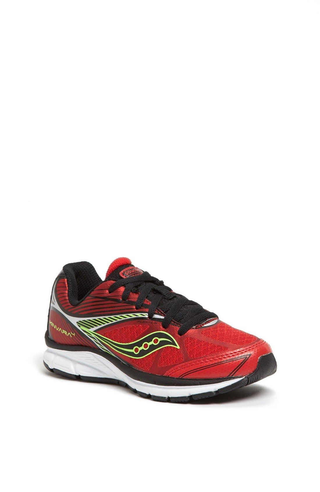 Alternate Image 1 Selected - Saucony 'Kinvara' Athletic Shoe (Toddler, Little Kid & Big Kid) (Online Only)