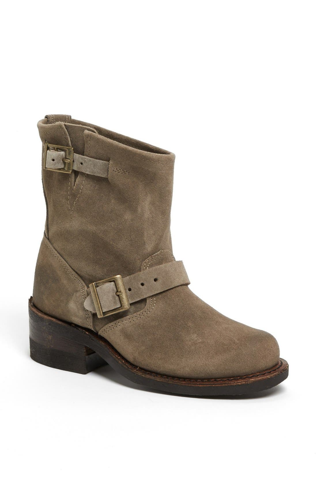 Alternate Image 1 Selected - Vintage Shoe Company 'Sophie' Suede Boot