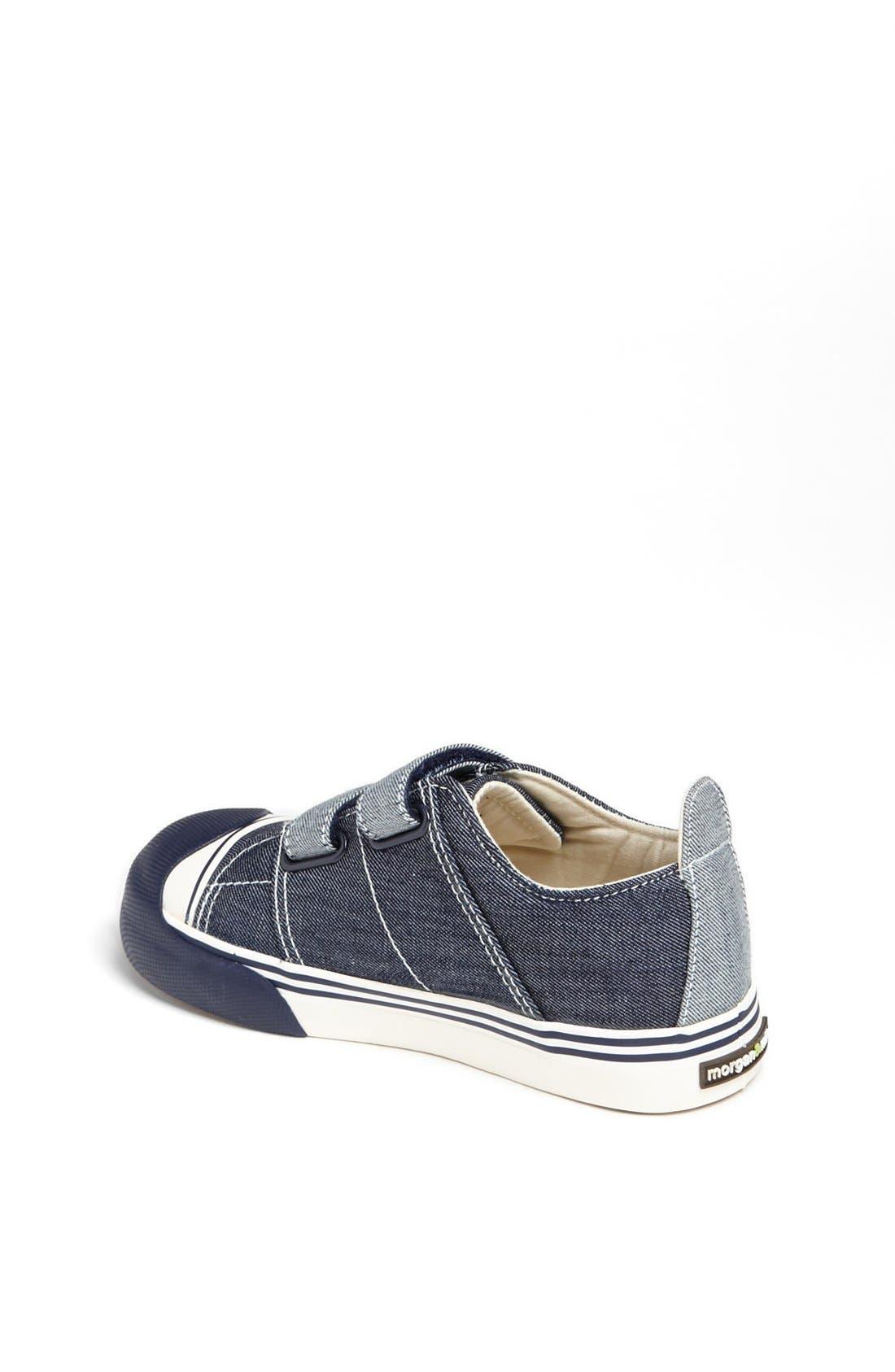 Alternate Image 2  - Morgan & Milo 'Charlie' Sneaker (Walker & Toddler)