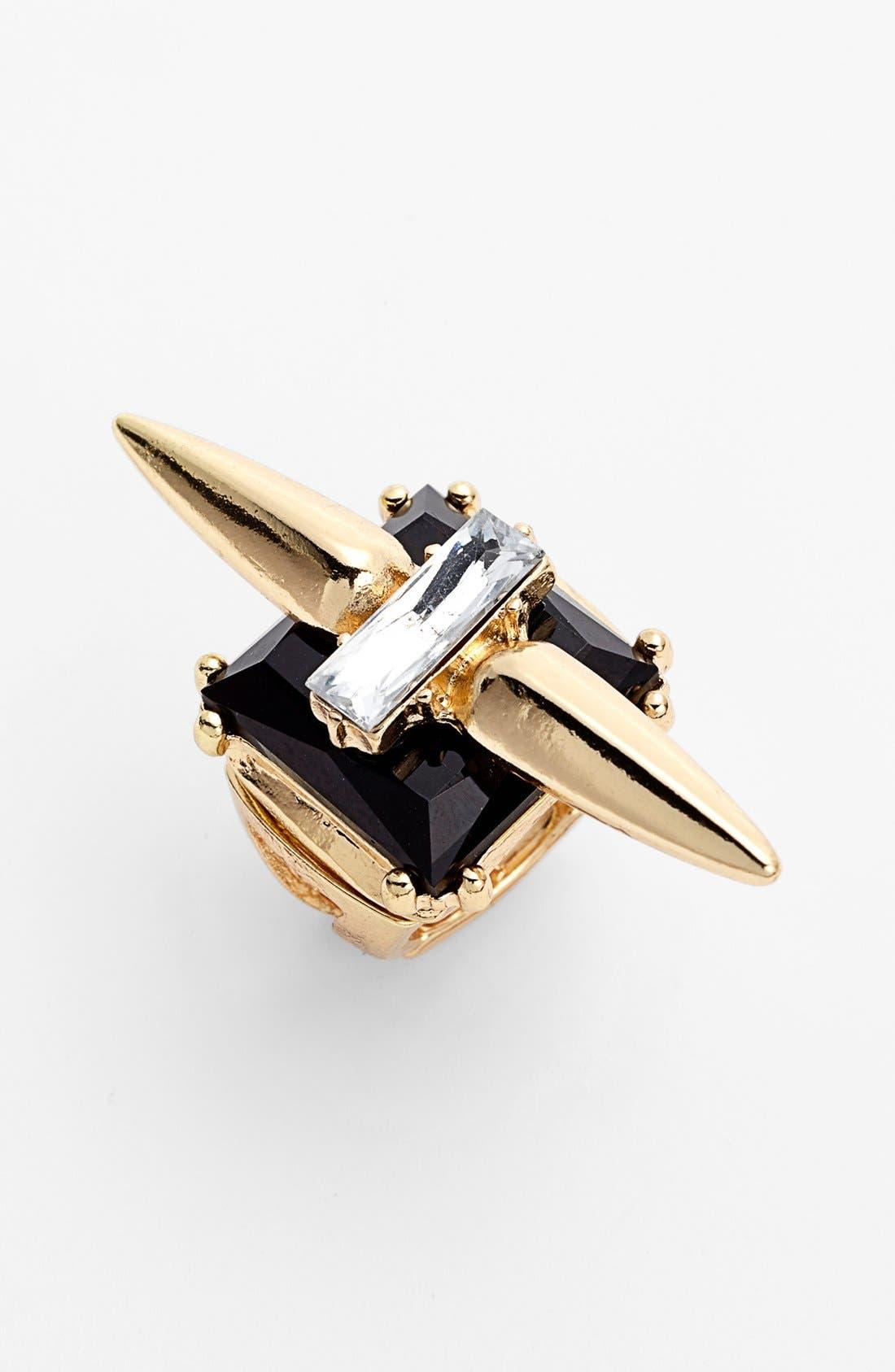 Alternate Image 1 Selected - Tildon Stone & Spear Statement Ring