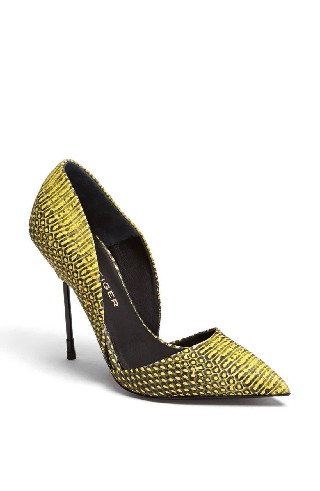 Alternate Image 1 Selected - Kurt Geiger London 'Bond' d'Orsay Pump