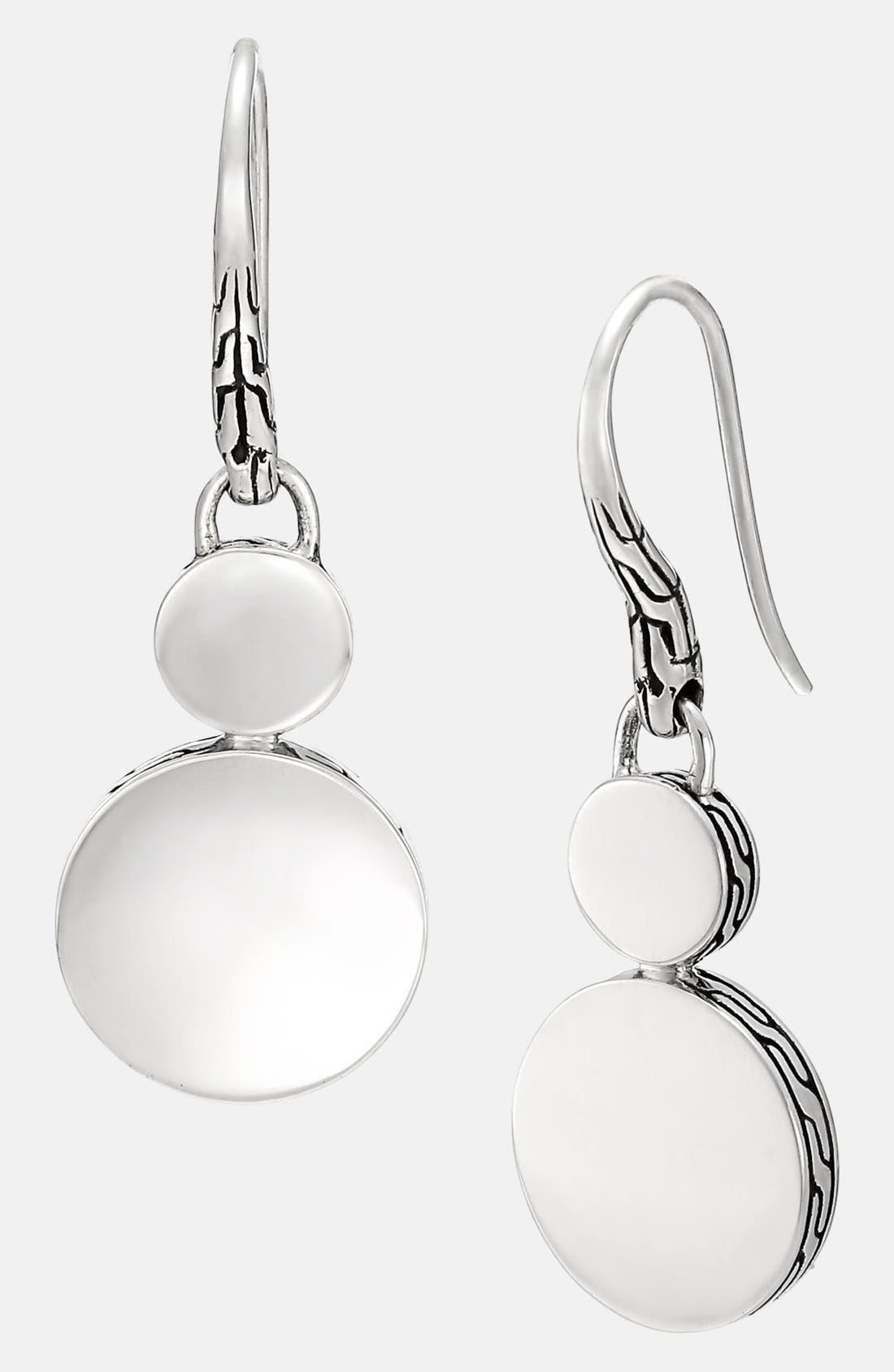 Main Image - John Hardy 'Dot' Drop Earrings