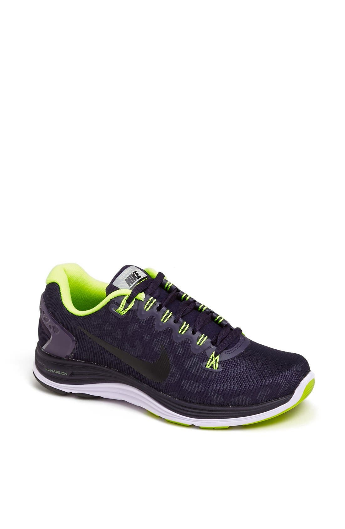 Main Image - Nike 'LunarGlide+ 5 Shield' Water Resistant Running Shoe