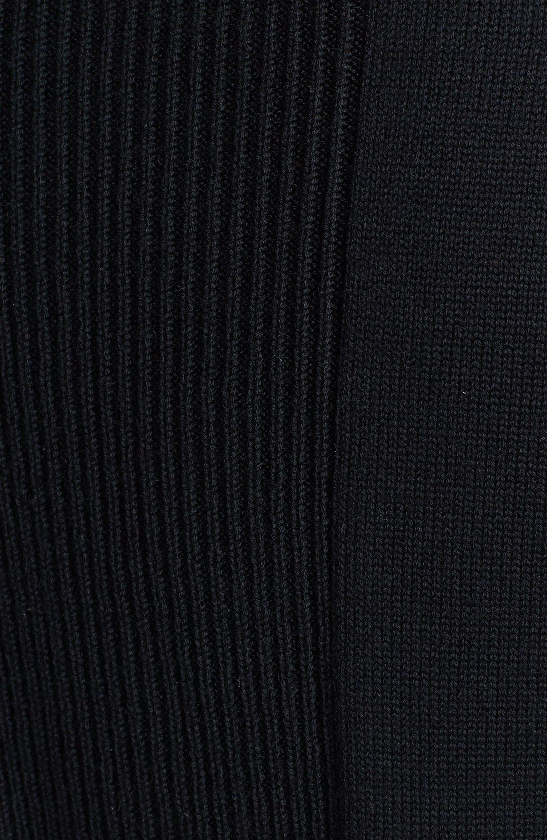 Alternate Image 3  - Calvin Klein Open Front Jacket