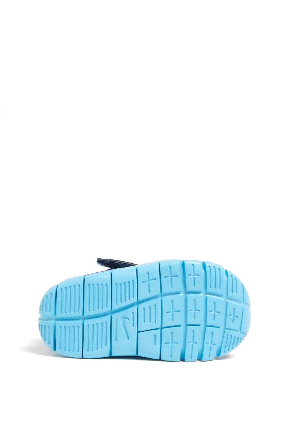 Alternate Image 4  - Nike 'Free Run 5.0' Sneaker (Baby, Walker & Toddler)