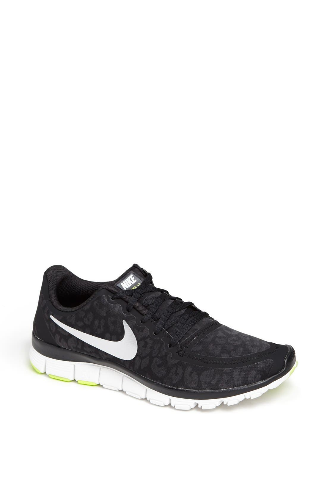 Alternate Image 1 Selected - Nike 'Free 5.0 V4' Running Shoe (Women)