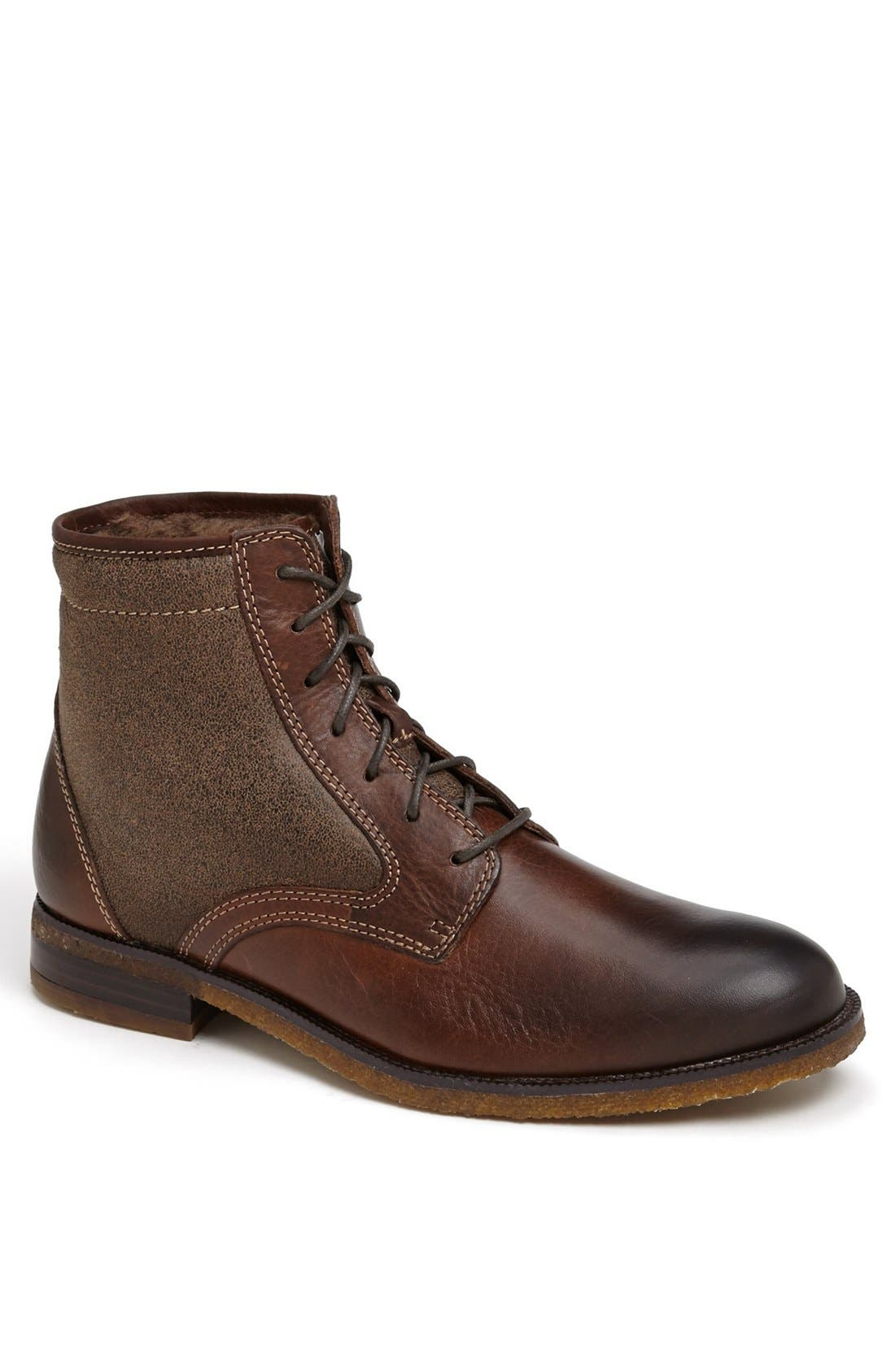 Alternate Image 1 Selected - J&M 1850 'Burchfield' Boot (Online Only)