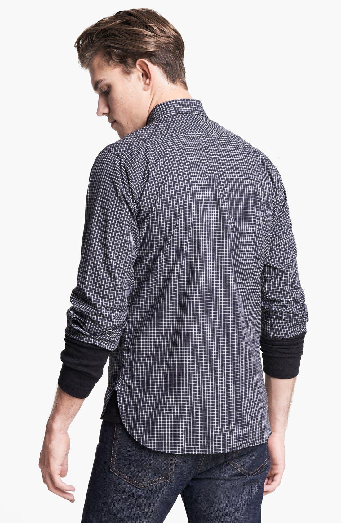 Alternate Image 2  - Billy Reid 'Rosedale' Check Shirt