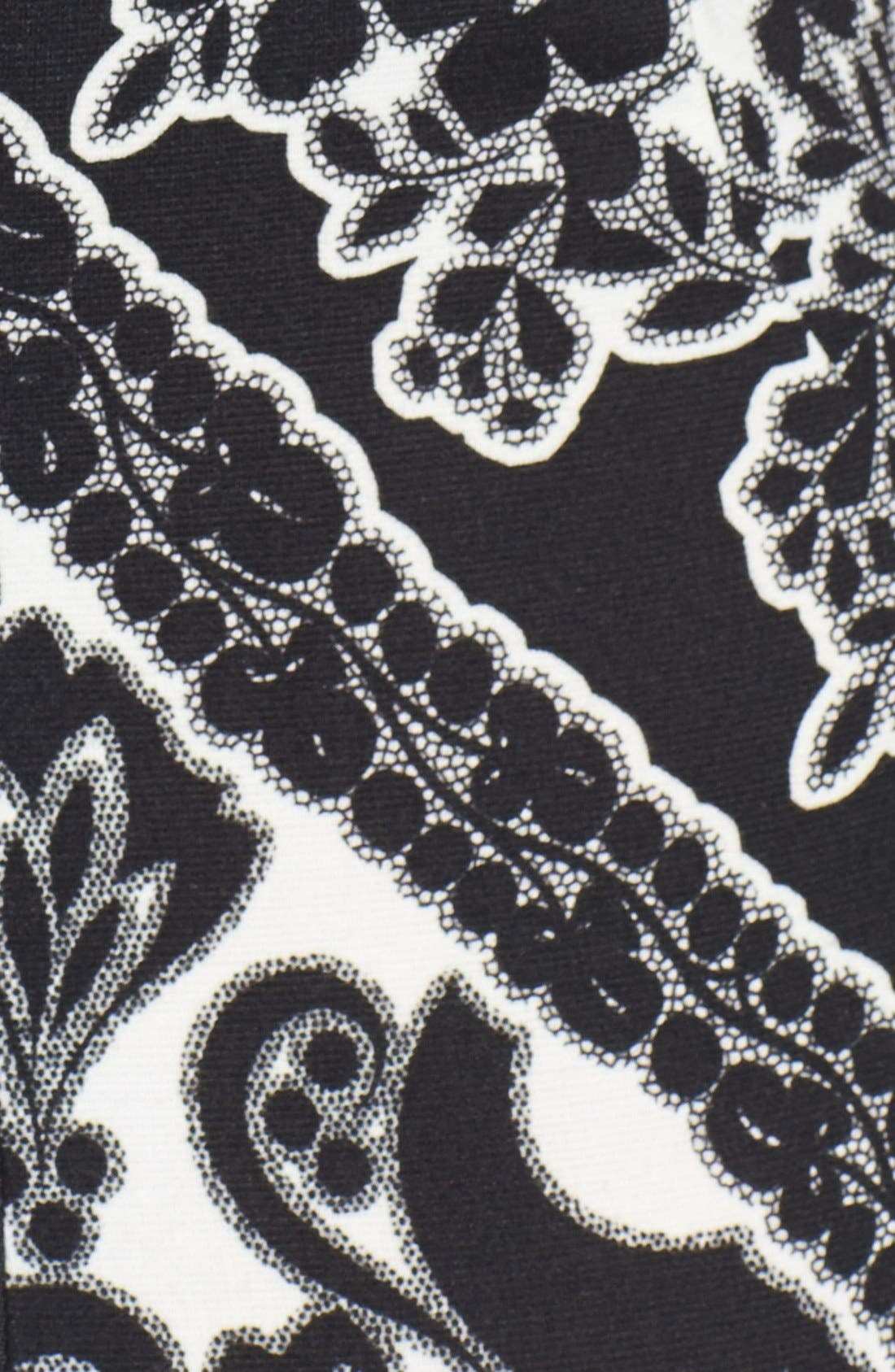 Alternate Image 3  - Maggy London Print Ponte Sheath Dress