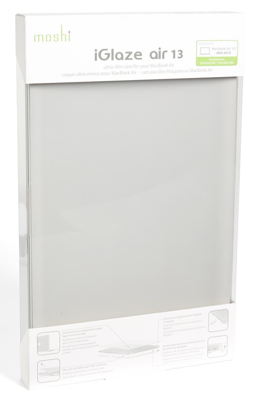 Alternate Image 6  - Moshi 'iGlaze' MacBook Air Case (13 Inch)