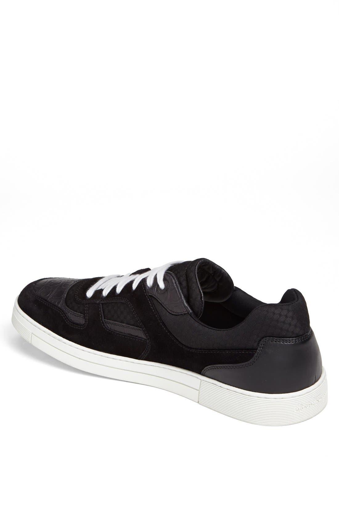 Alternate Image 2  - Salvatore Ferragamo 'Rey' Sneaker