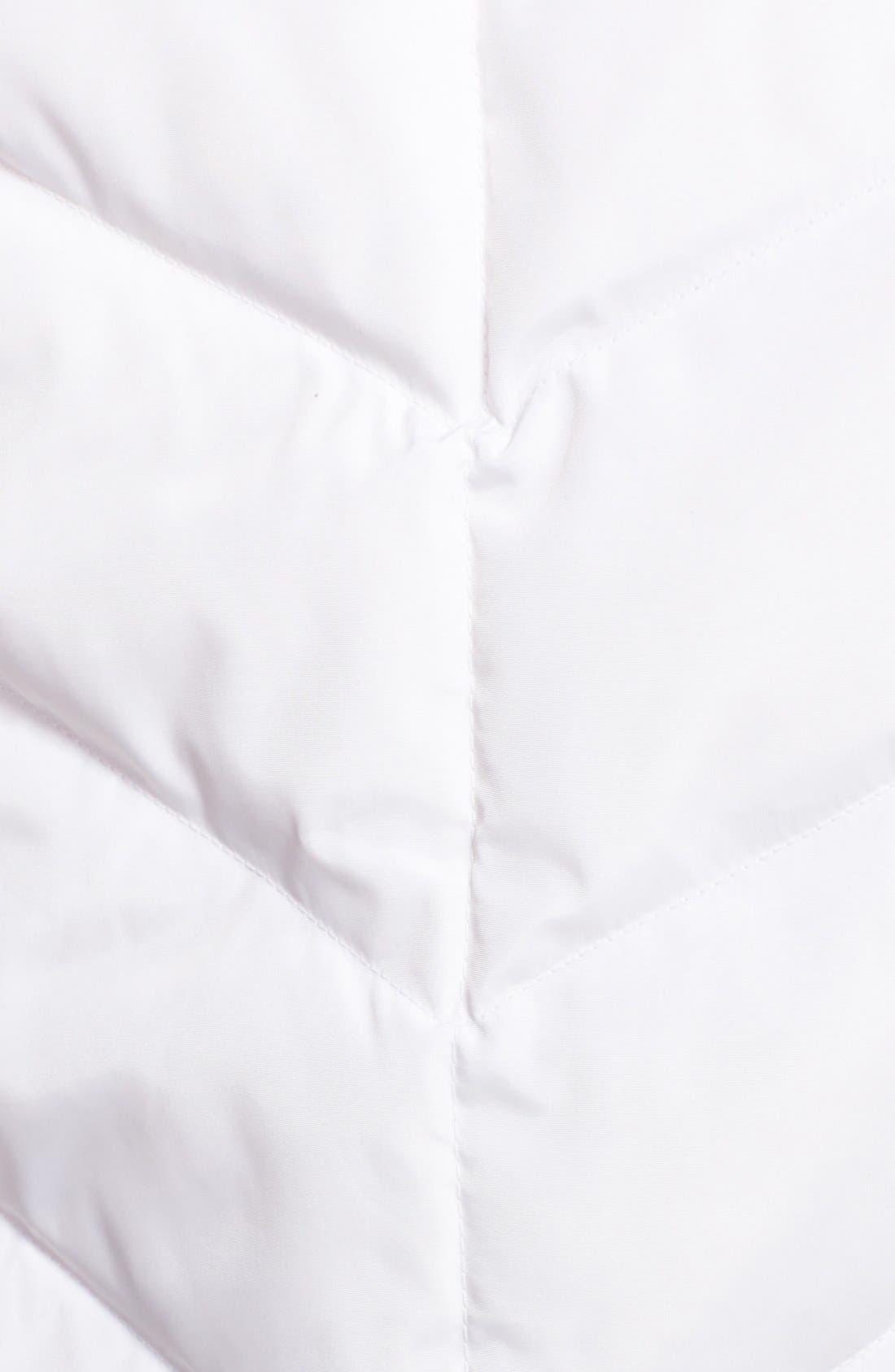 Alternate Image 3  - Halogen® Hooded Down Jacket