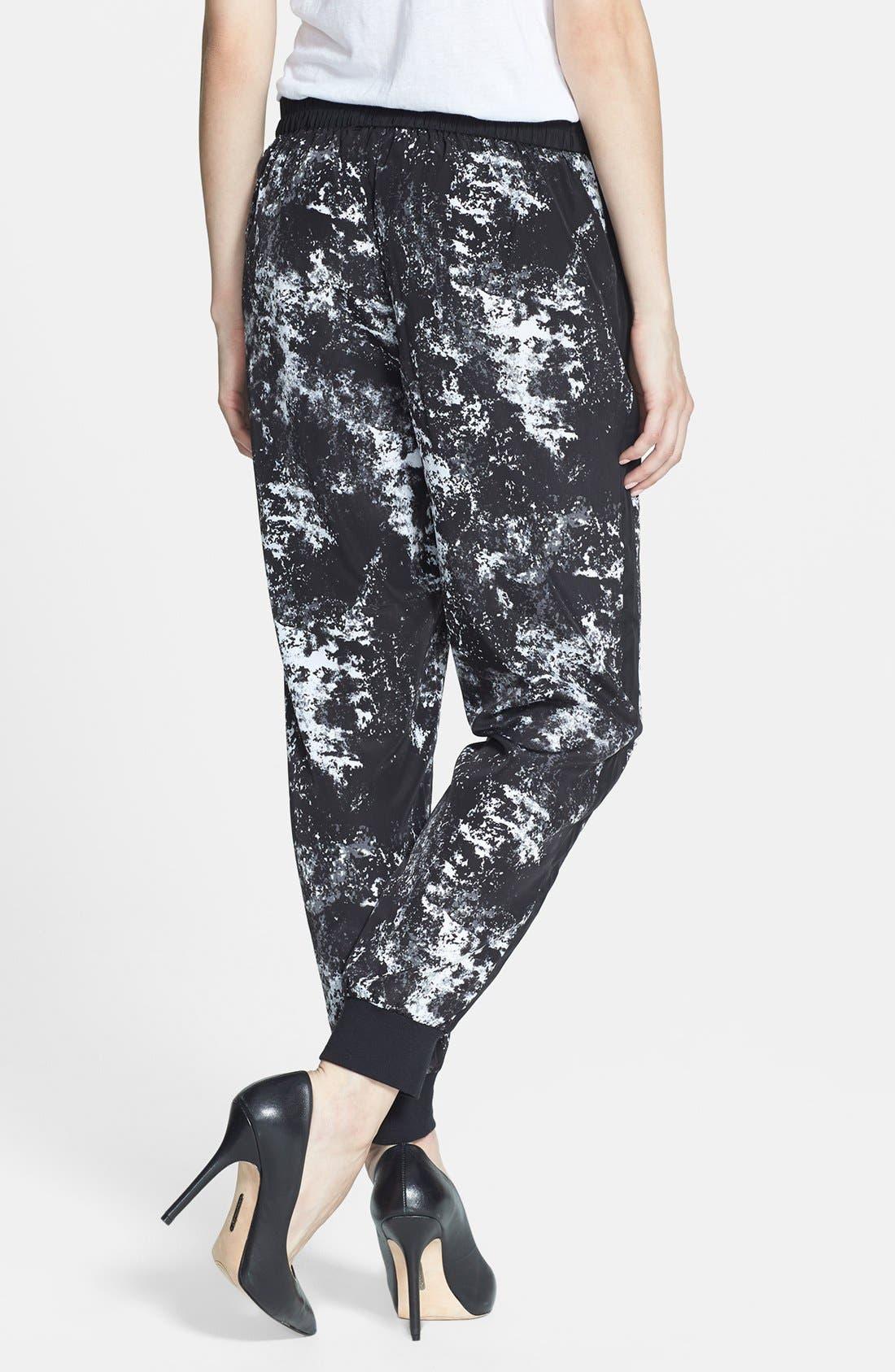 Alternate Image 2  - Trouvé Print Tapered Pants
