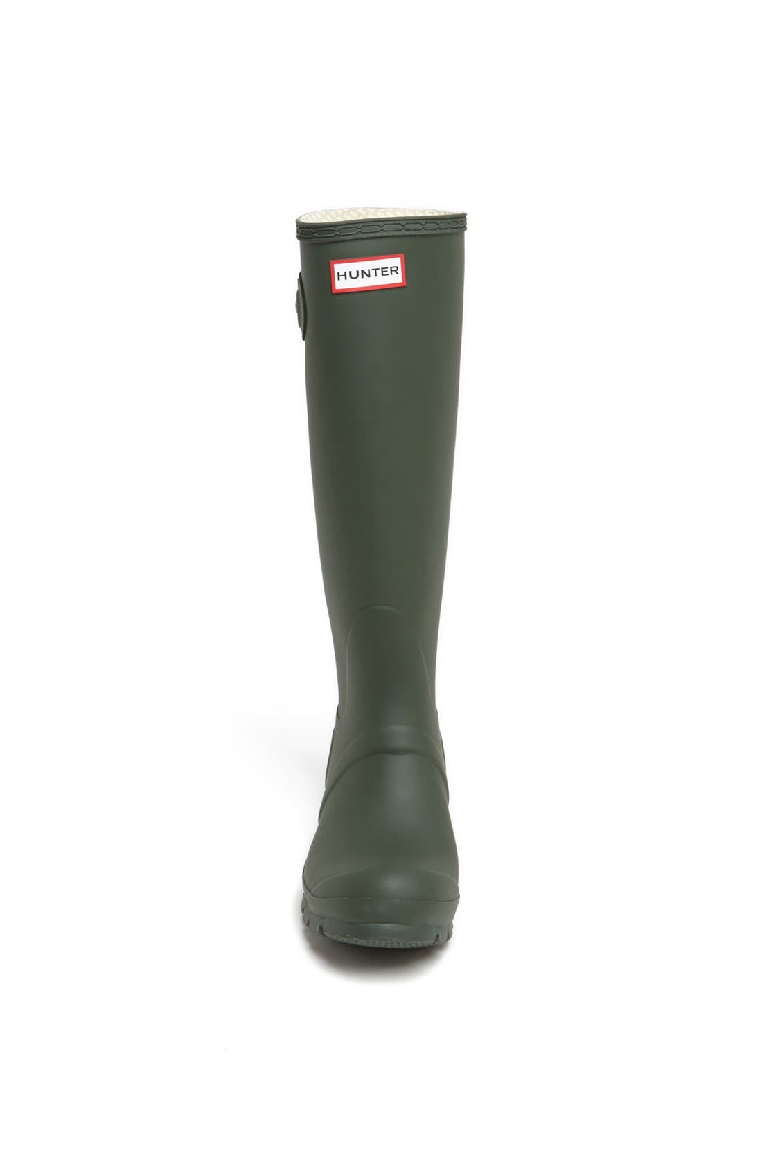 Alternate Image 3  - Hunter 'Original Tall' Rain Boot (Women)