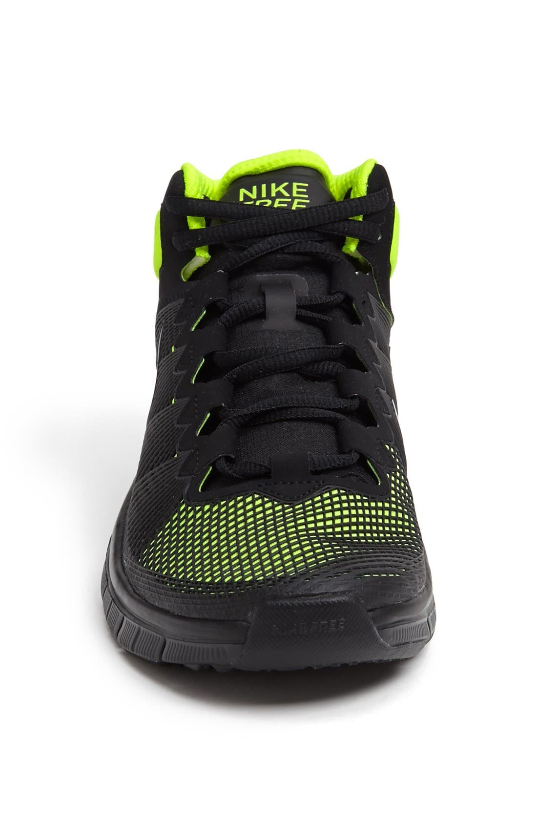 Alternate Image 3  - Nike 'Free Trainer 3.0 Mid' Training Shoe (Men)