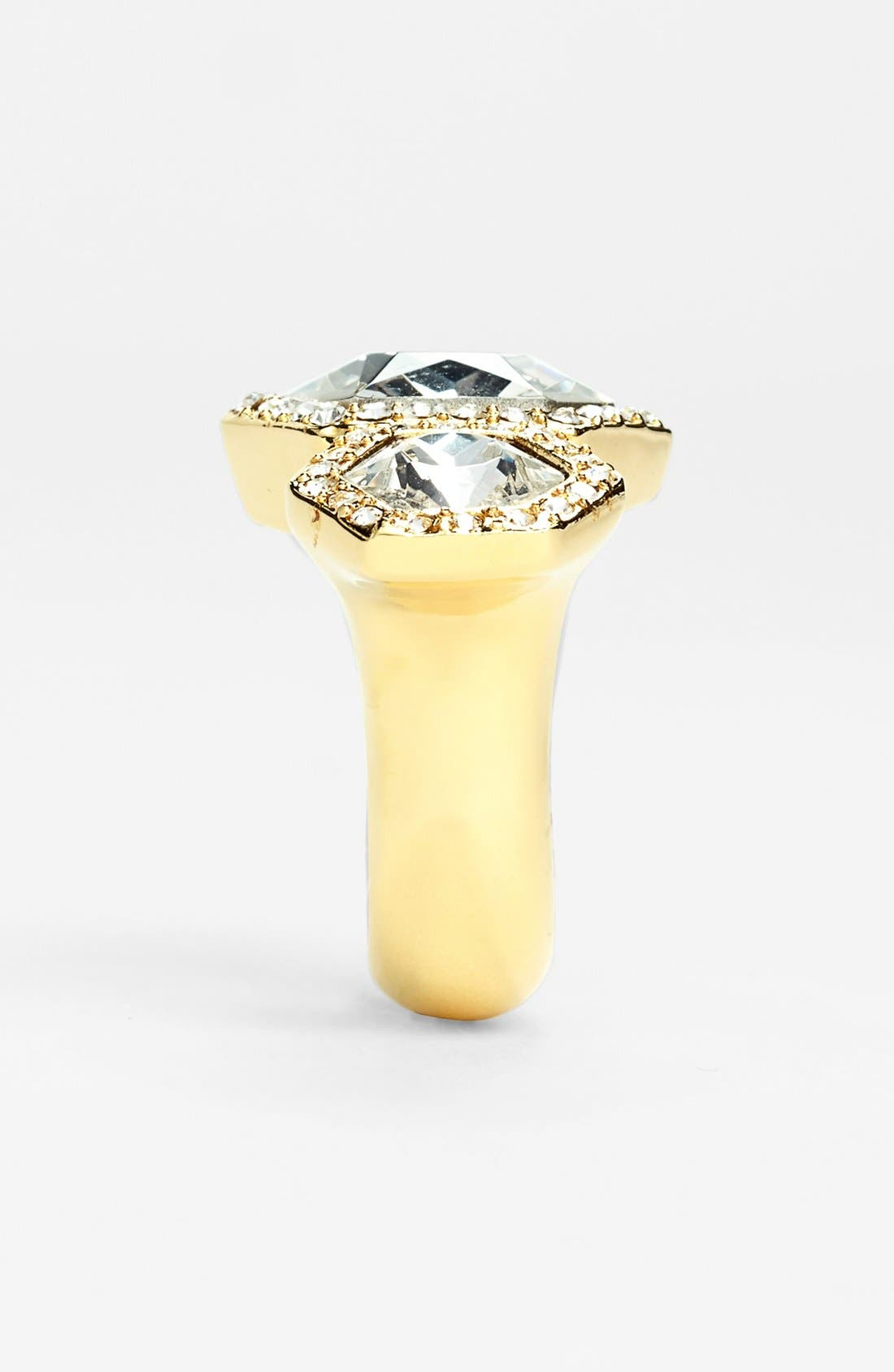 Alternate Image 2  - Vince Camuto 'Diamonds in the Sky' Crystal Cocktail Ring