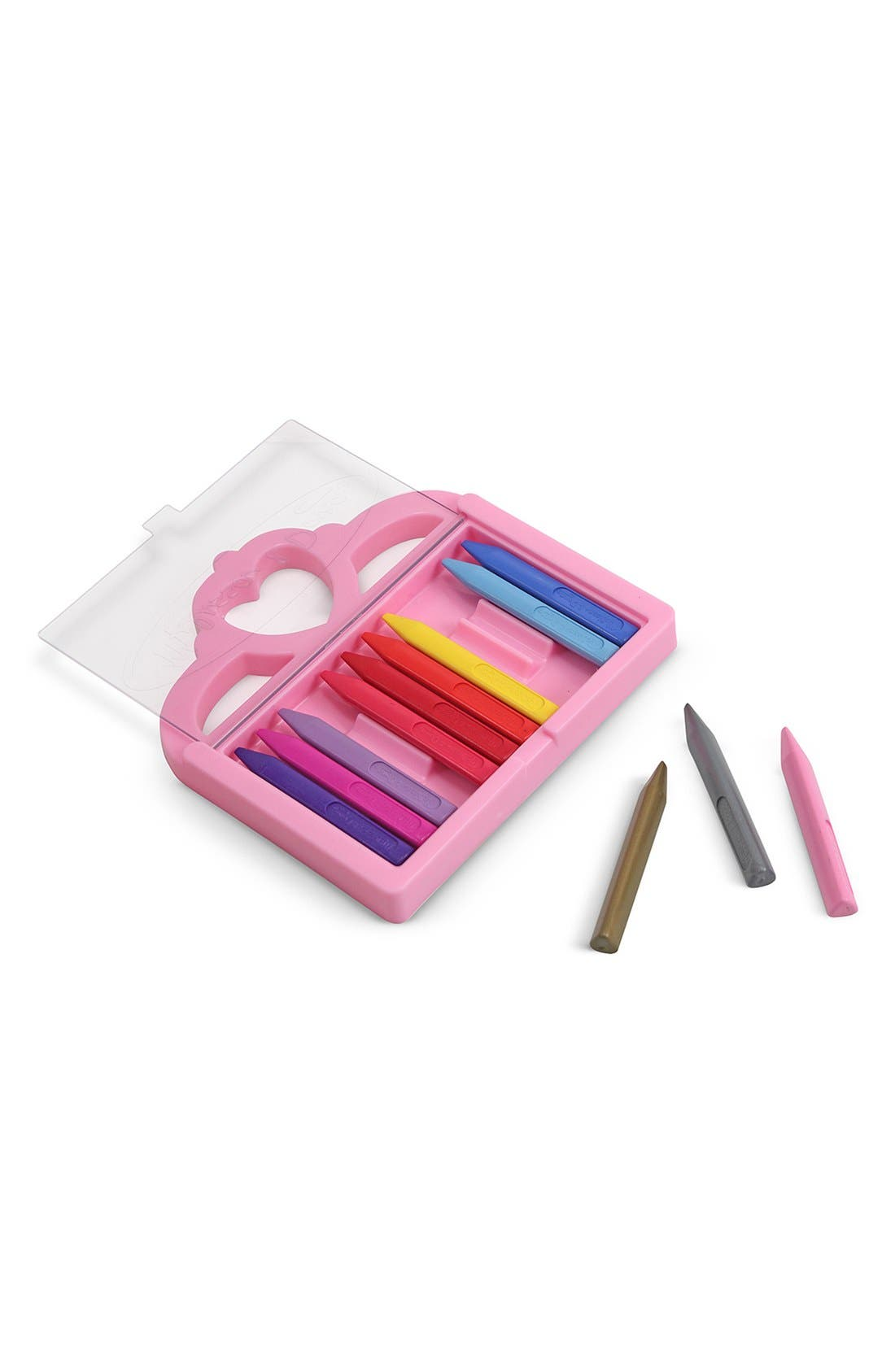 Alternate Image 2  - Melissa & Doug 'Princess' Crayon Set