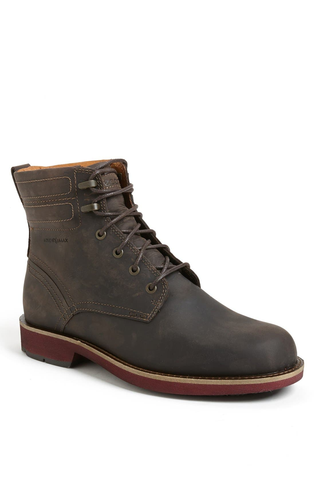 Alternate Image 1 Selected - ECCO 'Bendix' Plain Toe Boot (Men)