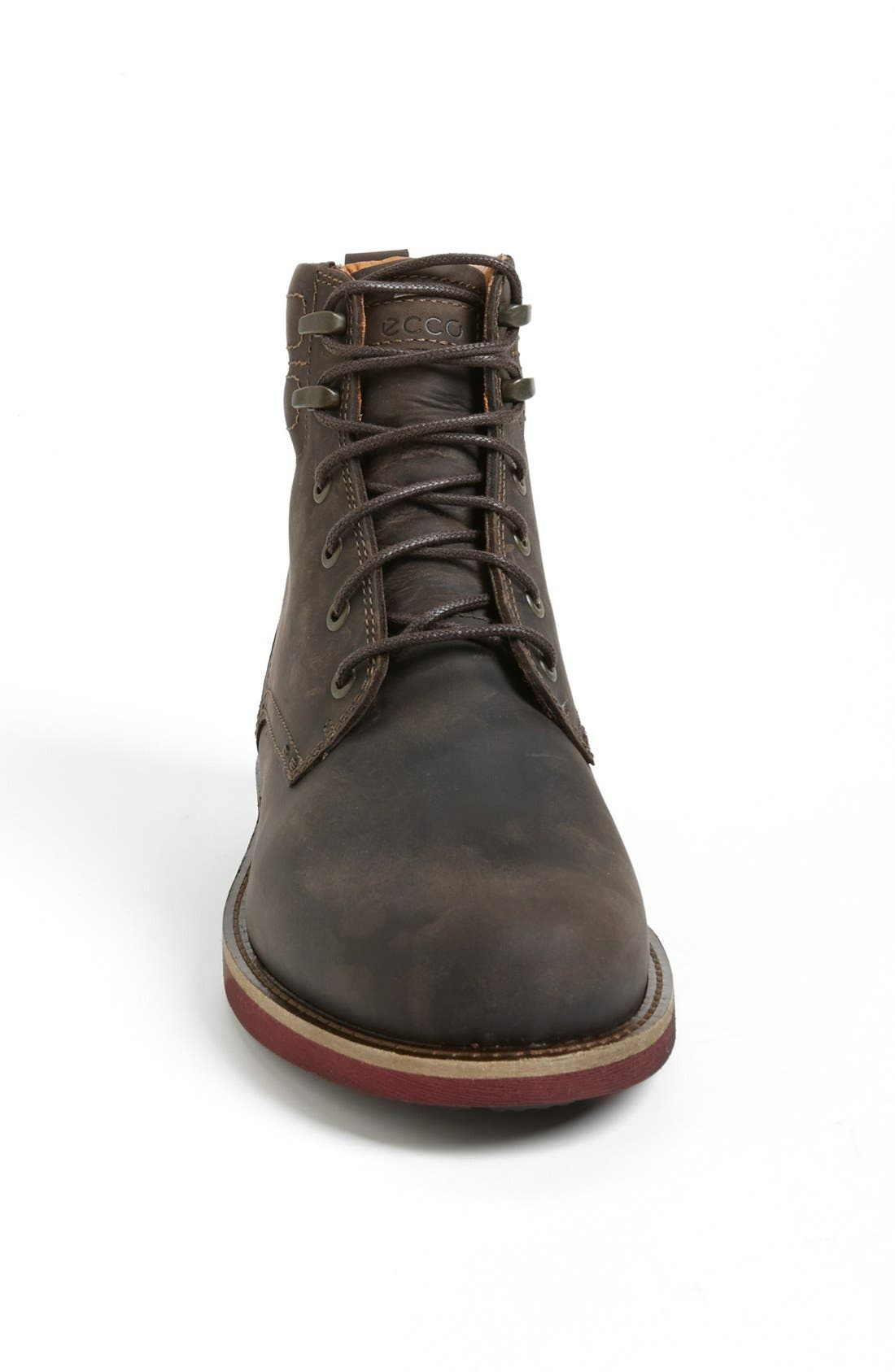Alternate Image 3  - ECCO 'Bendix' Plain Toe Boot (Men)