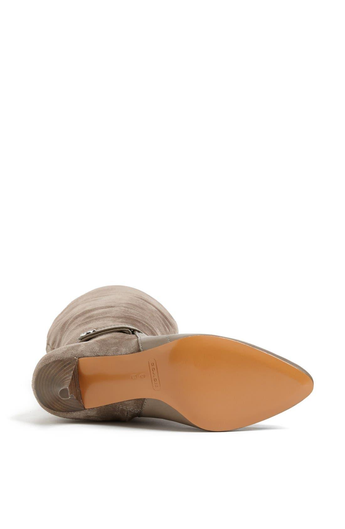 Alternate Image 4  - COACH 'Fara' Boot