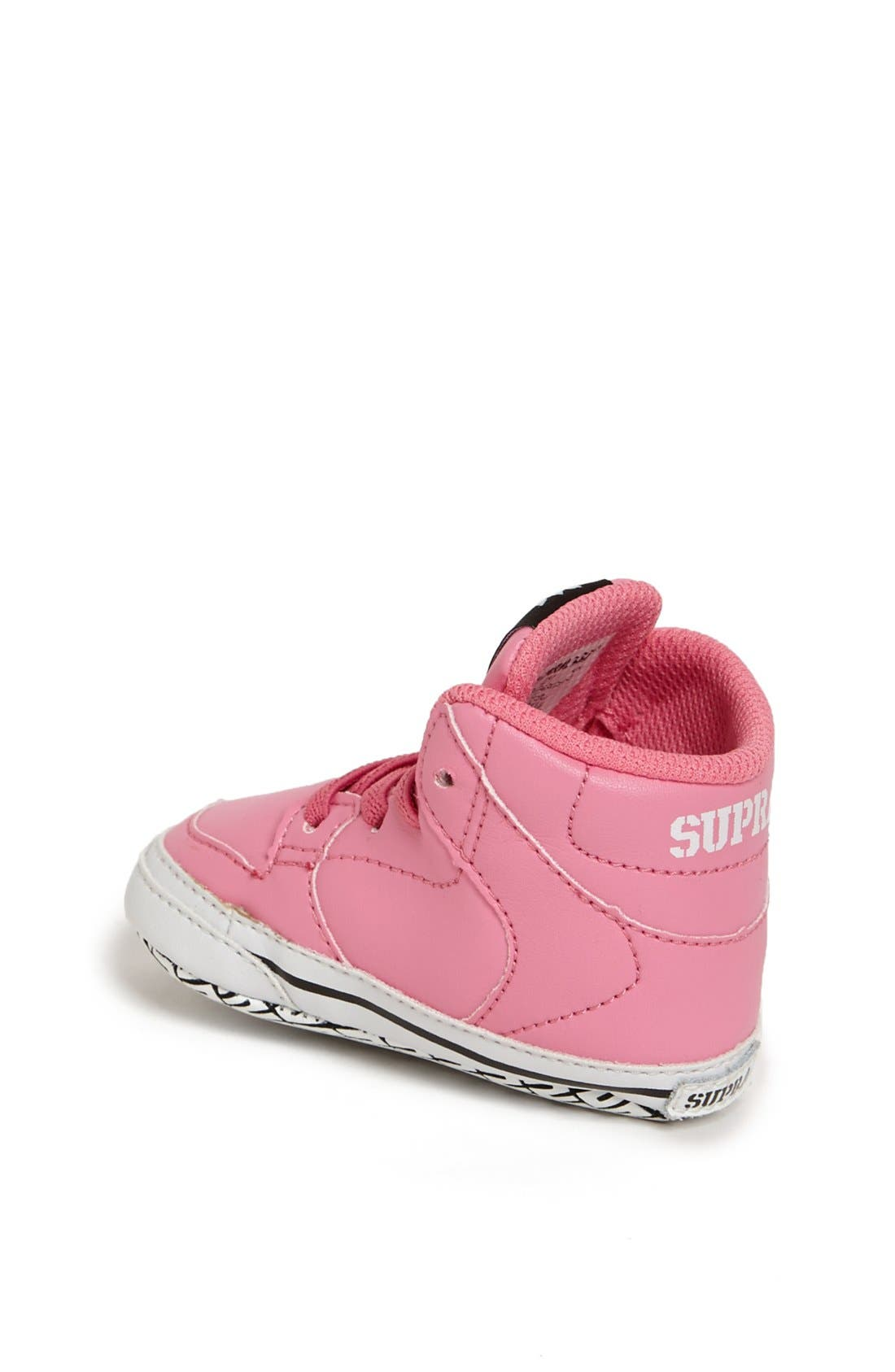 Alternate Image 2  - Supra 'Vaider' Crib Shoe (Baby)