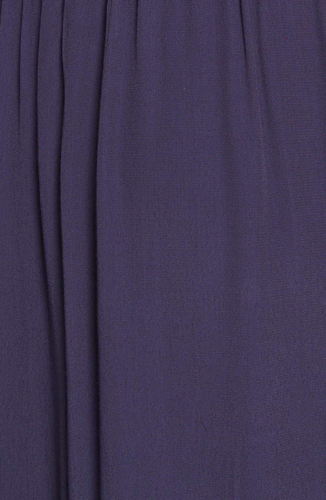 Alternate Image 3  - ASTR Sequin Bodice Cutout Back Maxi Dress