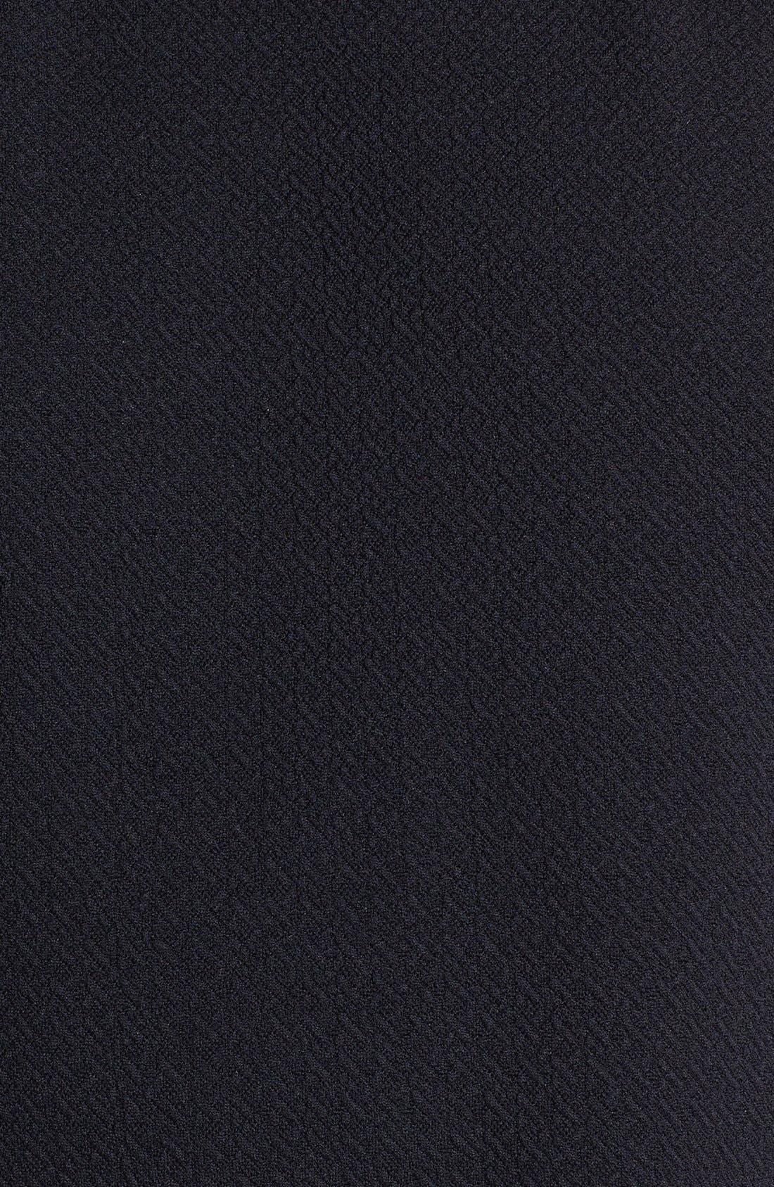 Alternate Image 3  - June & Hudson Lace Trim Halter Dress