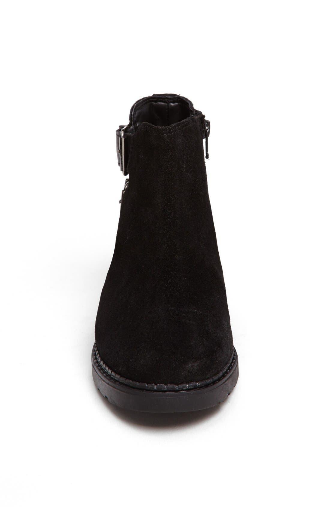 Alternate Image 3  - Topshop 'Majestic' Cutout Suede Boots