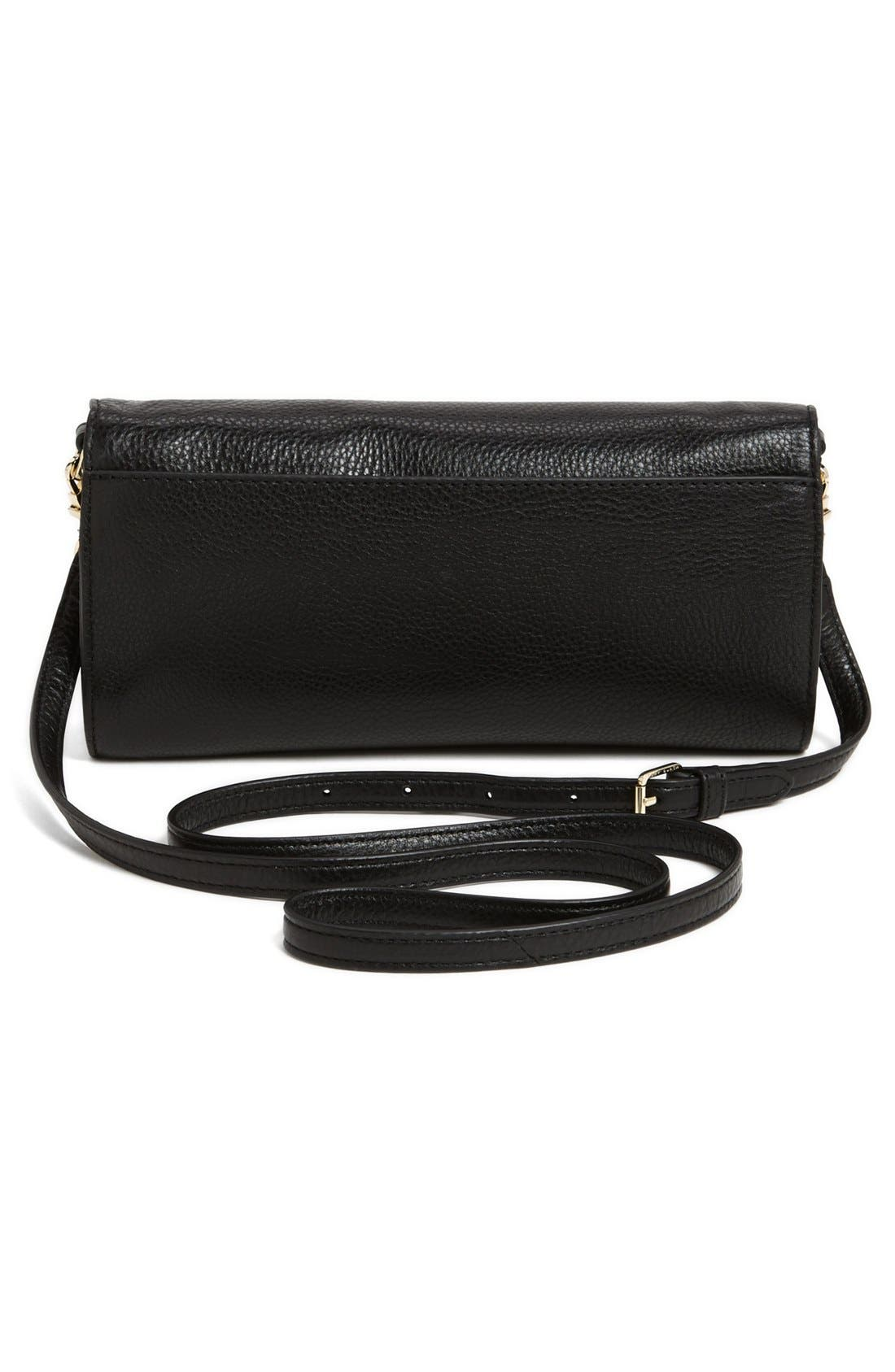 Alternate Image 3  - Tory Burch 'Thea' Foldover Crossbody Clutch