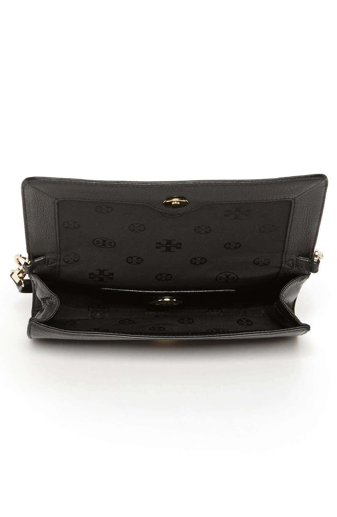 Alternate Image 4  - Tory Burch 'Thea' Foldover Crossbody Clutch