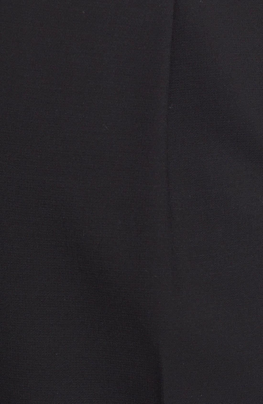 Alternate Image 3  - Classiques Entier® 'Lavish Drape' Ankle Pants