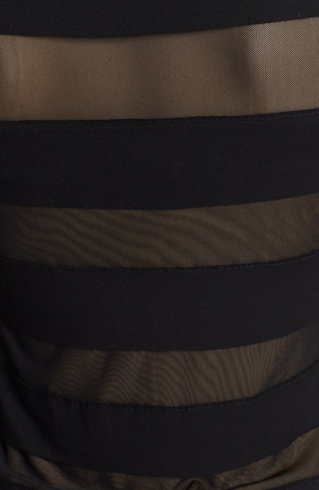Alternate Image 3  - Bailey 44 'Saturn' Mesh Stripe Top