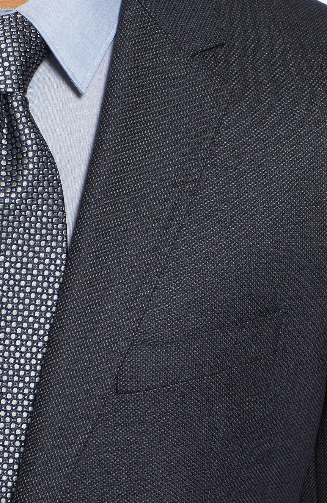Alternate Image 2  - BOSS HUGO BOSS 'James' Trim Fit Wool Sportcoat