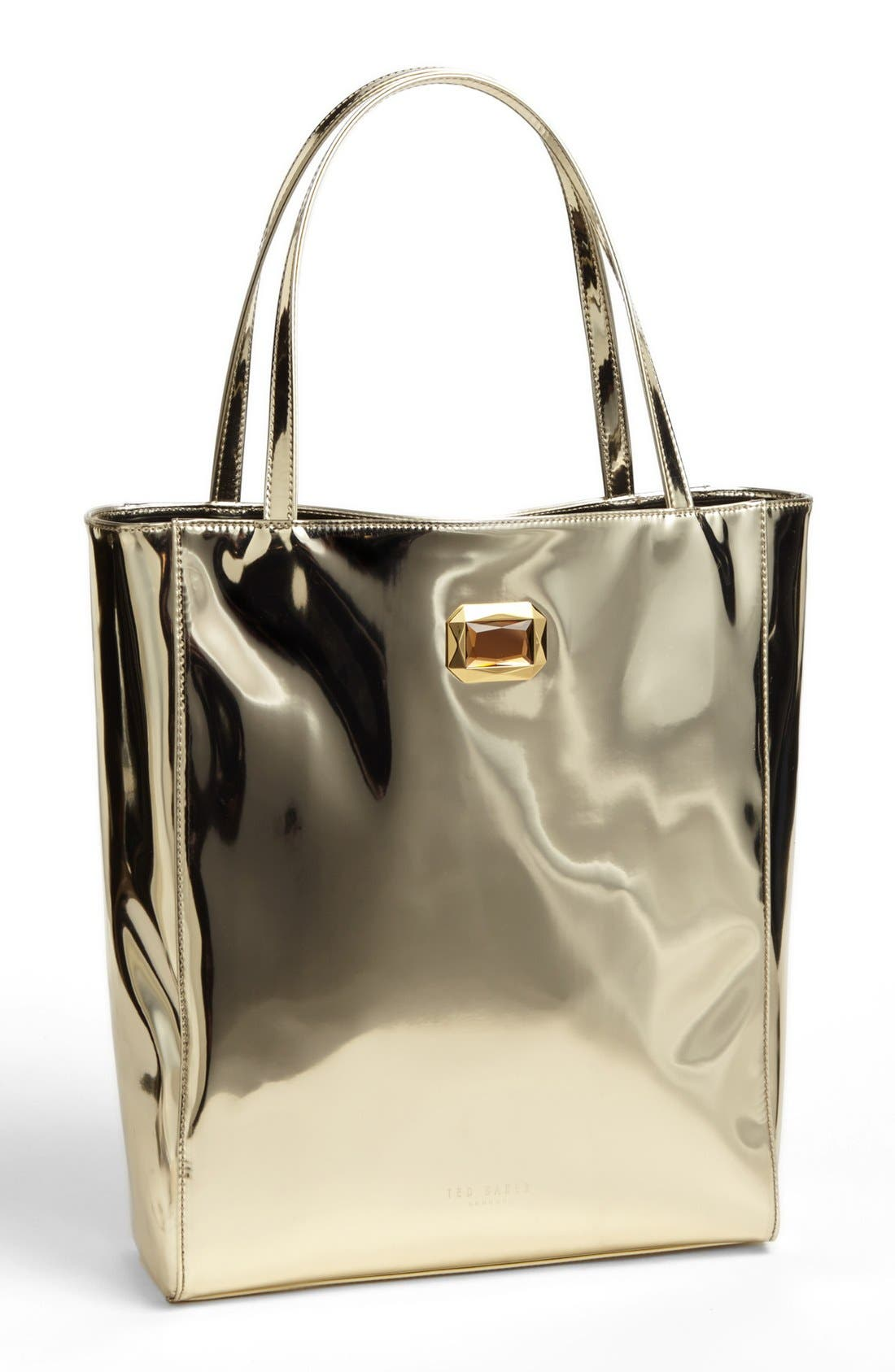 Alternate Image 1 Selected - Ted Baker London 'Holiday - Mirrored' Shopper