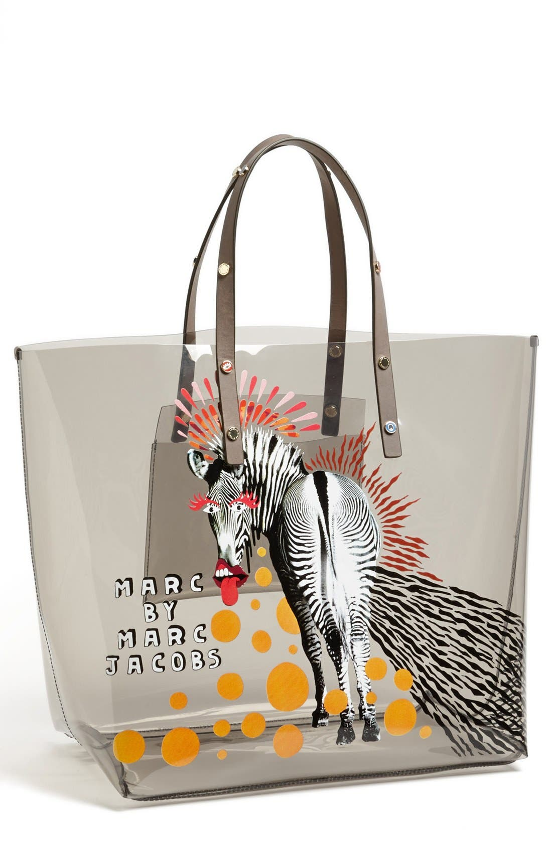 Alternate Image 1 Selected - MARC BY MARC JACOBS 'Zebra' Tote