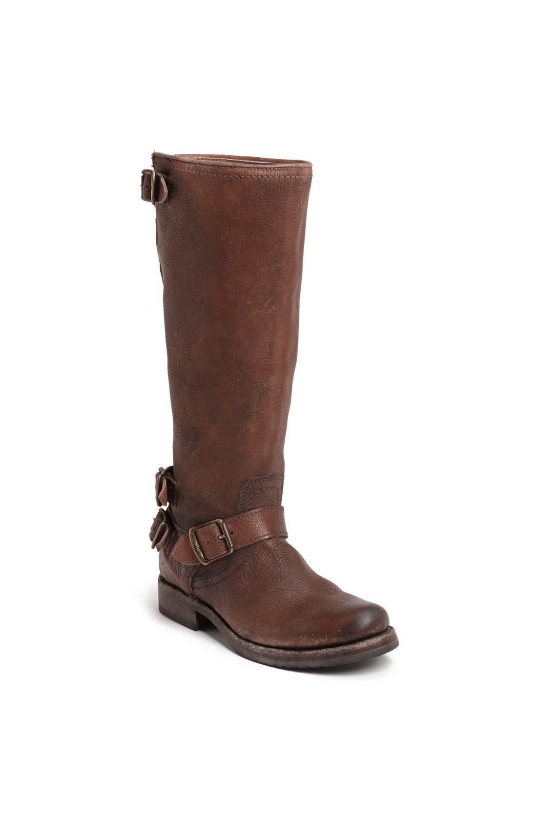 Alternate Image 1 Selected - Frye 'Veronica Back Zip' Boot