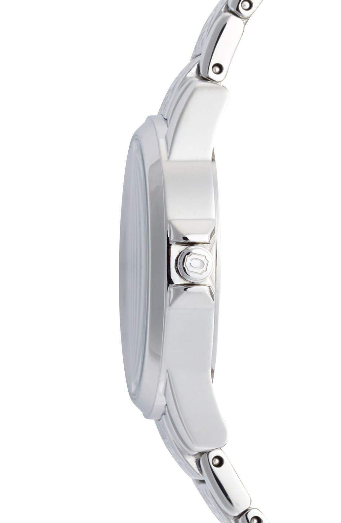 Alternate Image 3  - COACH 'Classic Signature' Bracelet Watch, 34mm
