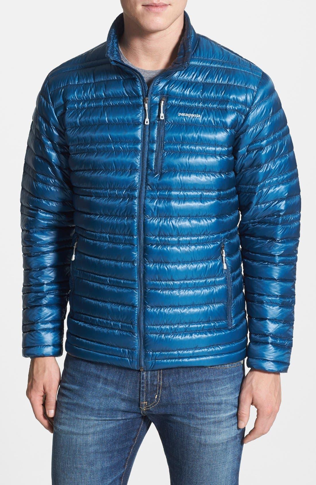 Alternate Image 1 Selected - Patagonia 'Ultralight' Water Repellent Down Jacket
