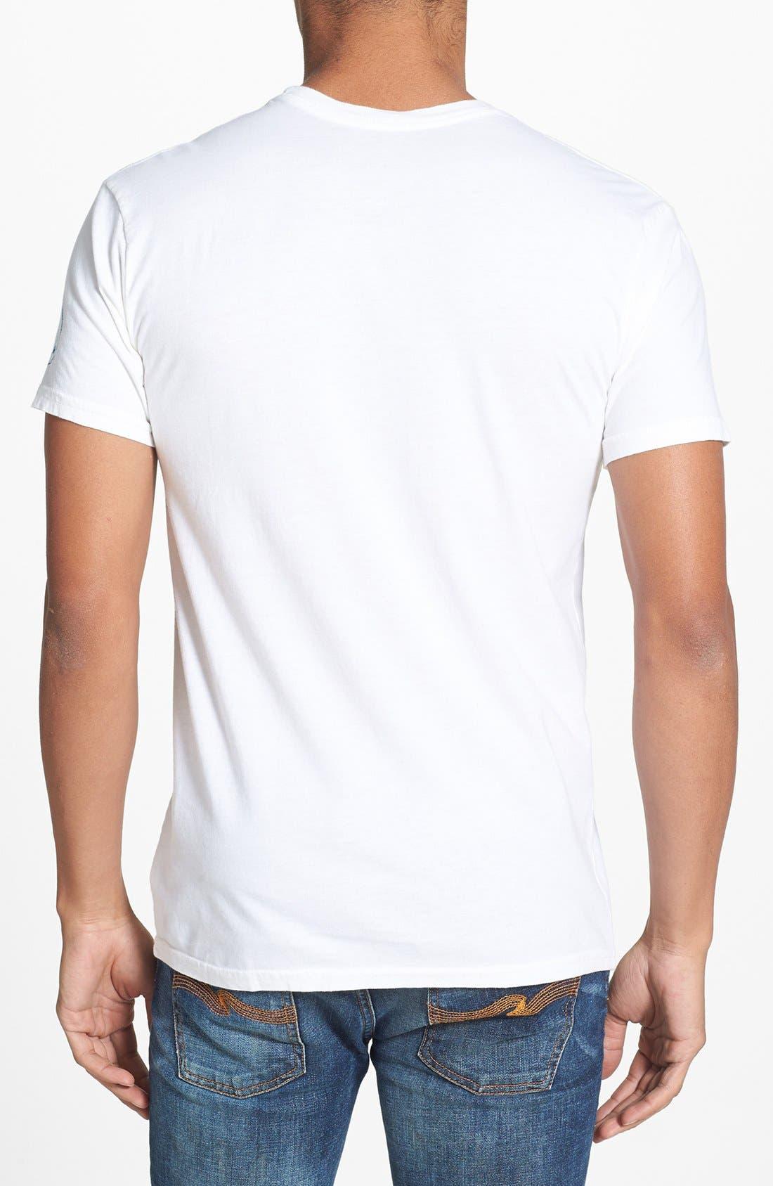 Alternate Image 2  - Retro Brand 'Penn State Nittany Lions' Team T-Shirt