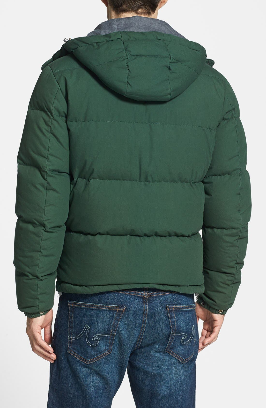 Alternate Image 2  - Woolrich 'Sierra Supreme' Quilted Down Jacket