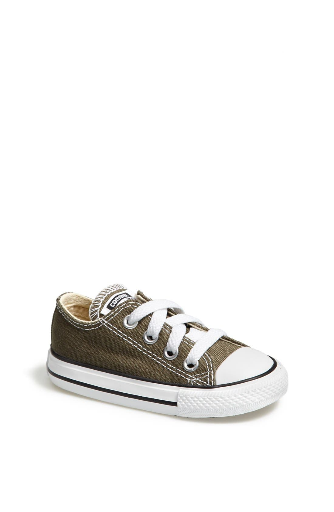 Main Image - Converse Chuck Taylor® All Star® Sneaker (Baby, Walker & Toddler)