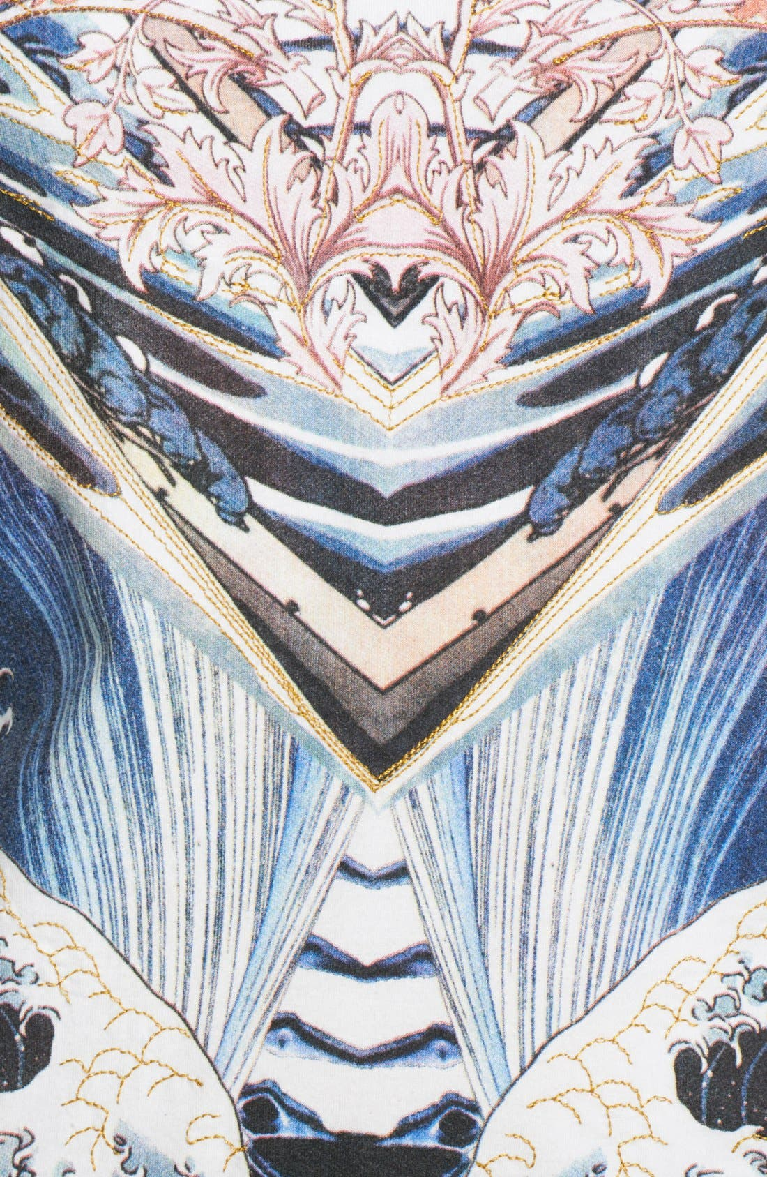 Alternate Image 3  - Just Cavalli Short Sleeve Print Tee