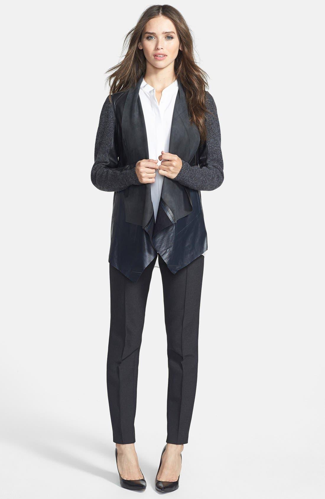 Alternate Image 4  - Elie Tahari 'Mona' Silk Blouse