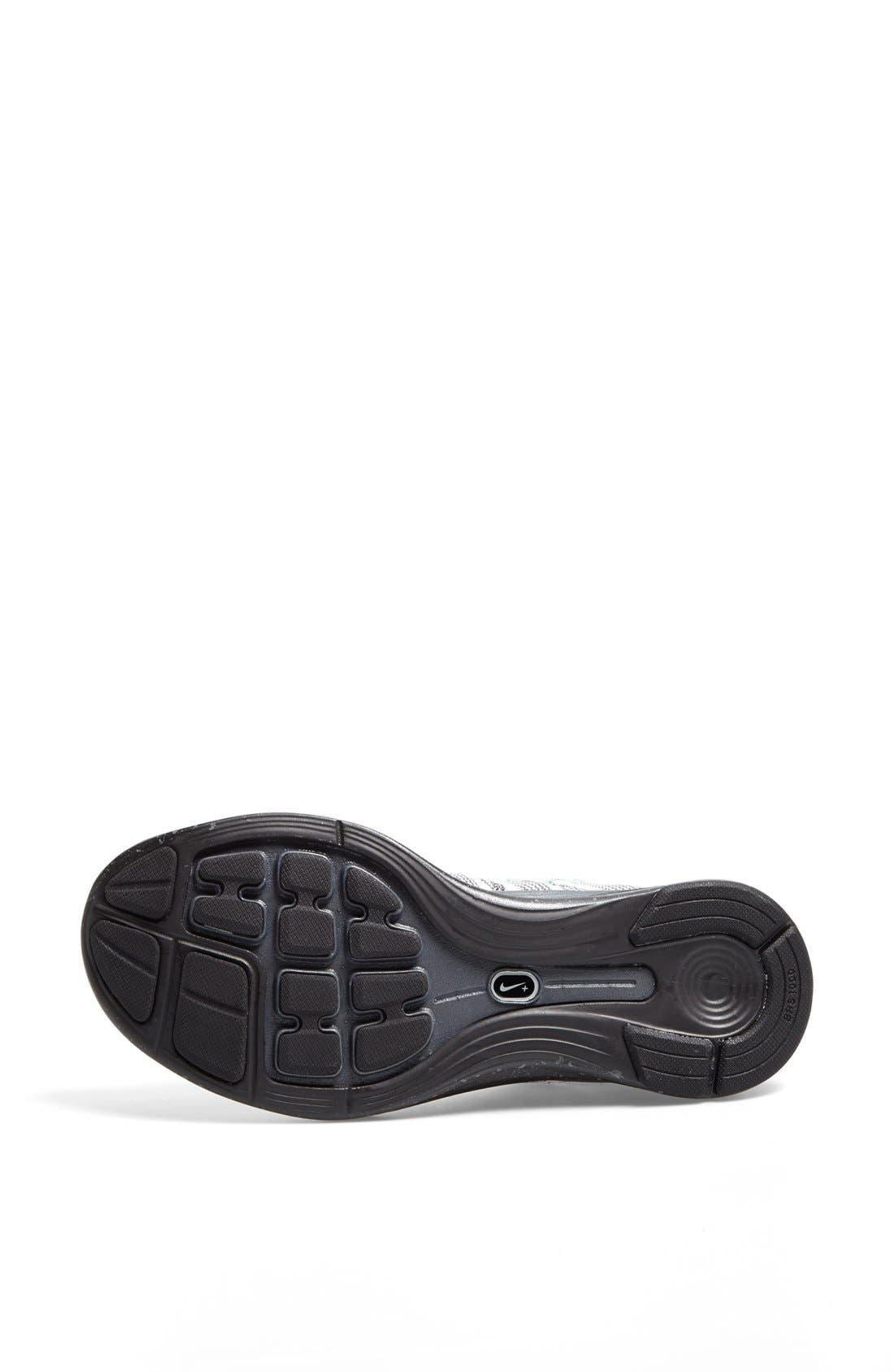 Alternate Image 4  - Nike 'Flyknit Lunar1+' Running Shoe (Women)