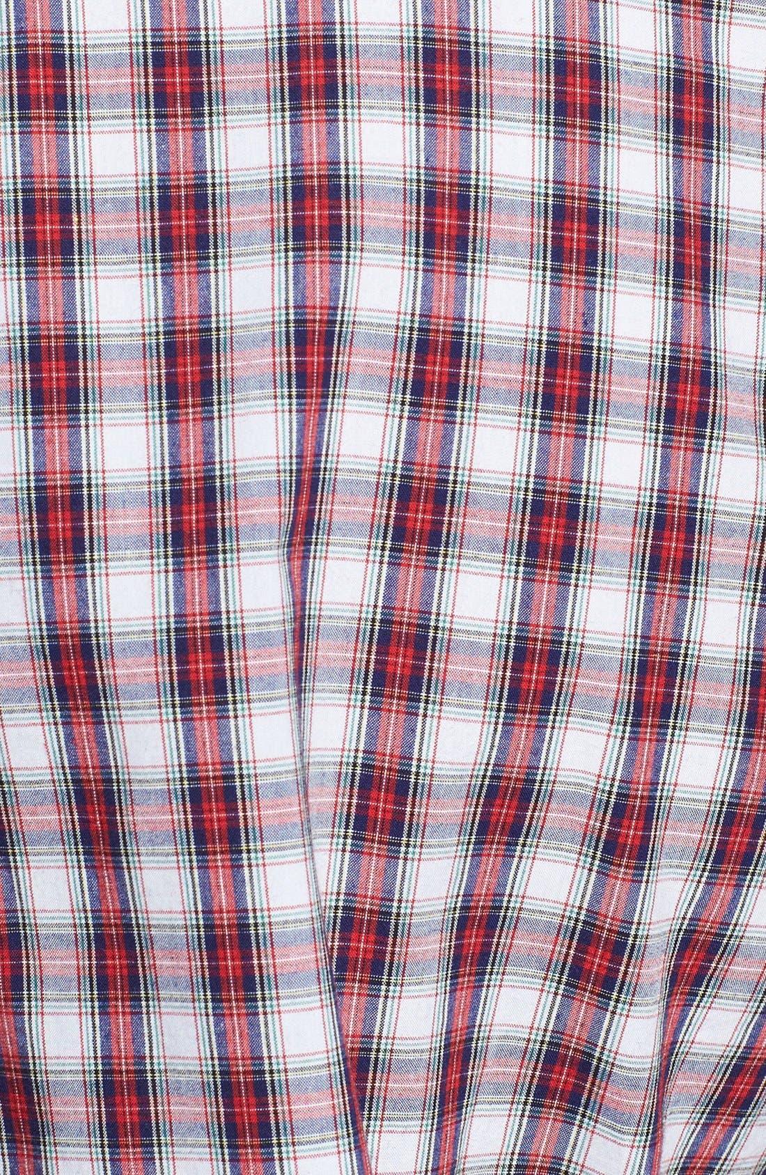 Alternate Image 3  - Jack Spade 'Hawley' Plaid Shirt
