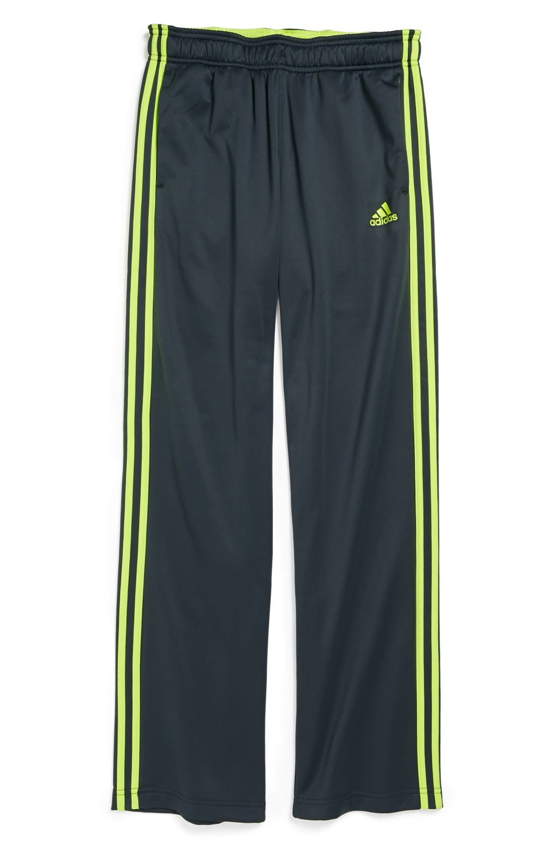 Alternate Image 1 Selected - adidas 'Ultimate' Track Pants (Big Boys)