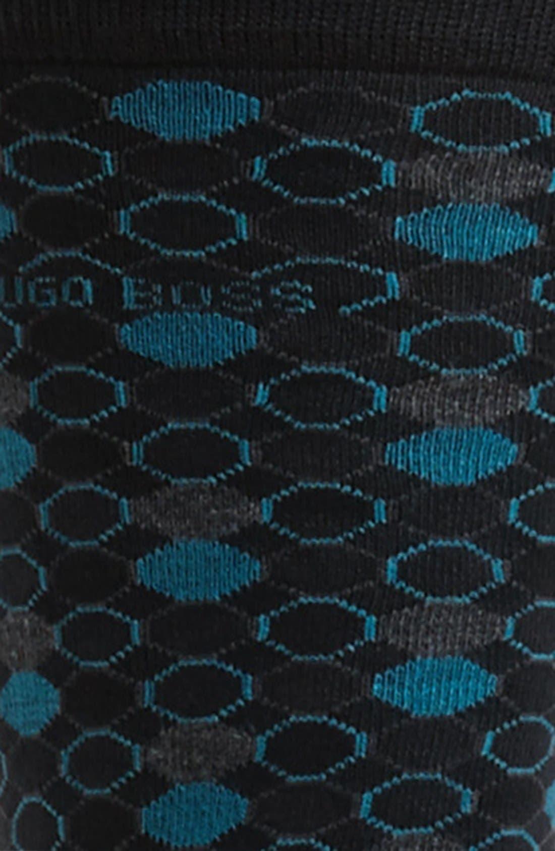 Alternate Image 2  - BOSS HUGO BOSS Dot Socks