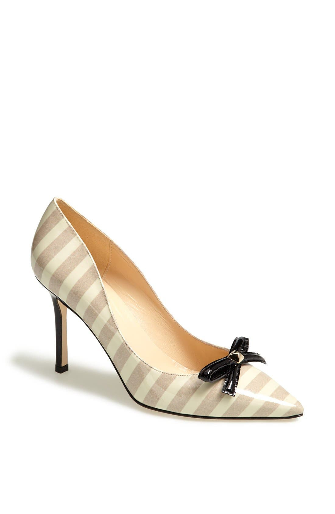 Alternate Image 1 Selected - kate spade new york 'pietra' leather pump